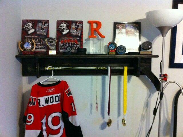 Bedroom Ideas Hockey 235 best hockey bedroom images on pinterest | hockey bedroom