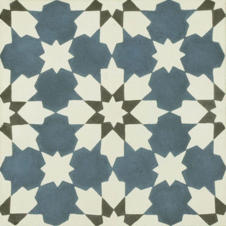 VN Azule 11 Portugese cementtegel van Designtegels.nl