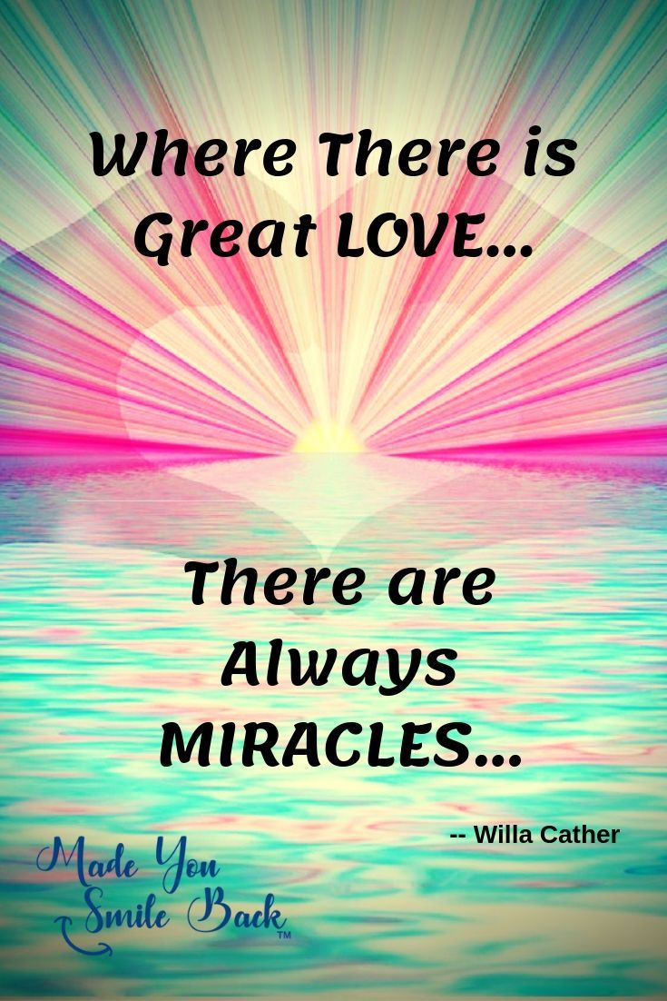 Do You Believe In Miracles Miracle Quotes How To Memorize Things Miracles