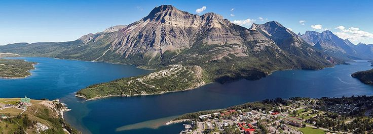 Prince Of Wales Hotel In Waterton Park Glacier Inc National Parks Pinterest And Travel Bugs