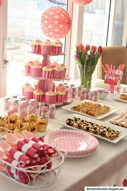 idea como decorar la fiesta de tu nena #PrimerAñitoZoe