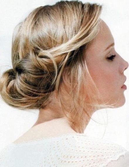 Le matin, on n'a pas forcément le temps de se faire une coiffure de dinguemais on a quand mêmeenvie d'être au top! Fraîche, jolie et bien coiffée! La suite est...