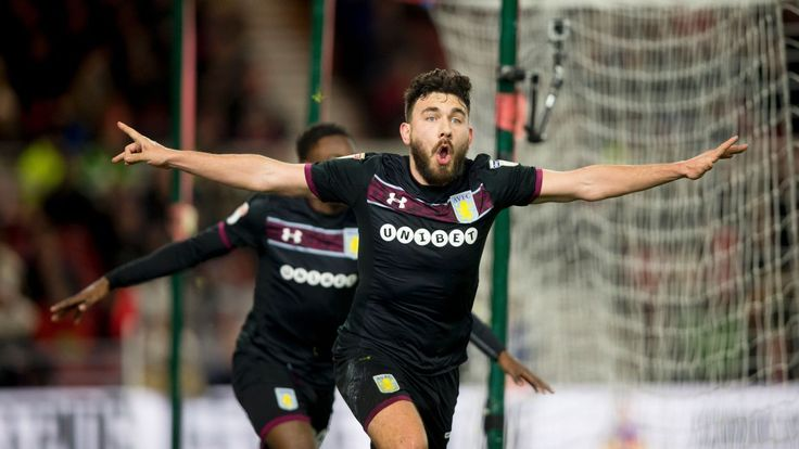 Middlesbrough beaten by Aston Villa on Tony Pulis' first game in charge