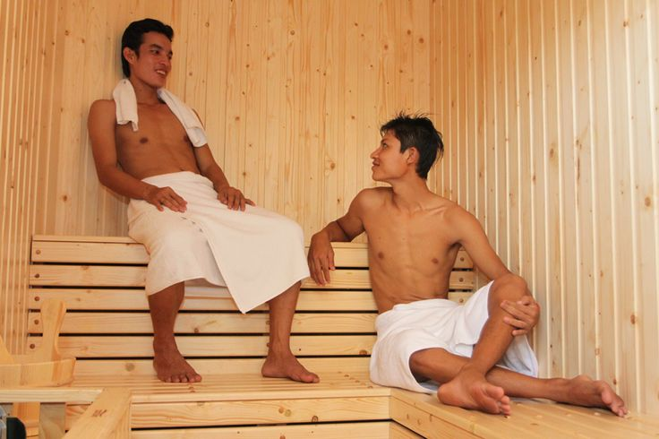 from Cade gay sauna and massage