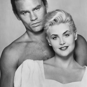Richard and Tracy Kristofferson Tyson