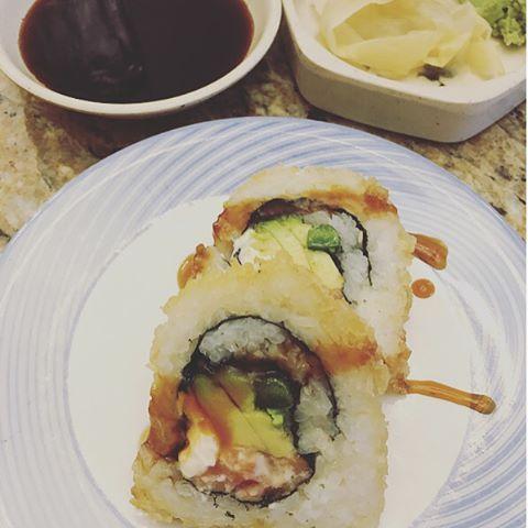 Sakura Japanese Steakhouse: Our Sushi Train Experience