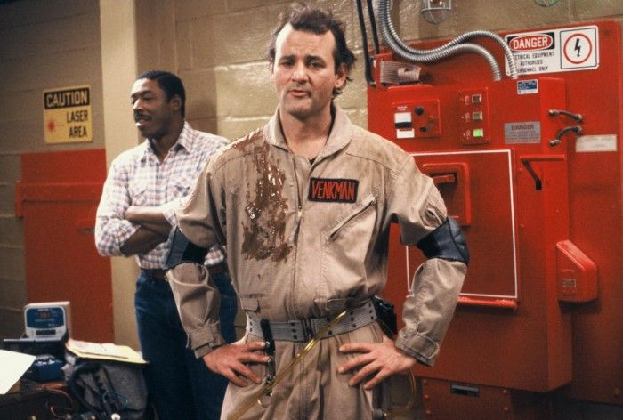 All the details on the Ghostbusters flight suit from GBFans.com.  A great resource for putting together your own Ghostbusters costume.  Hint - nearly everything can be found at an army surplus store.