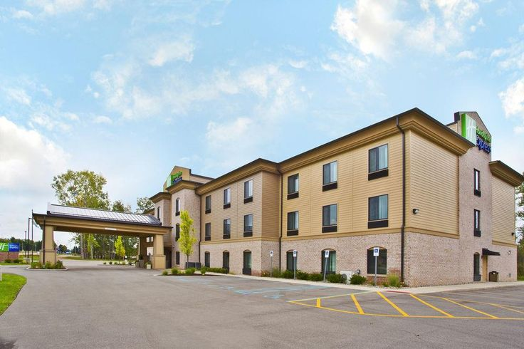 Hastings (MI) Holiday Inn Express Hastings United States, North America Holiday Inn Express Hastings is perfectly located for both business and leisure guests in Hastings (MI). The hotel offers a high standard of service and amenities to suit the individual needs of all travelers. Service-minded staff will welcome and guide you at the Holiday Inn Express Hastings. Some of the well-appointed guestrooms feature television LCD/plasma screen, internet access – wireless, non smokin...