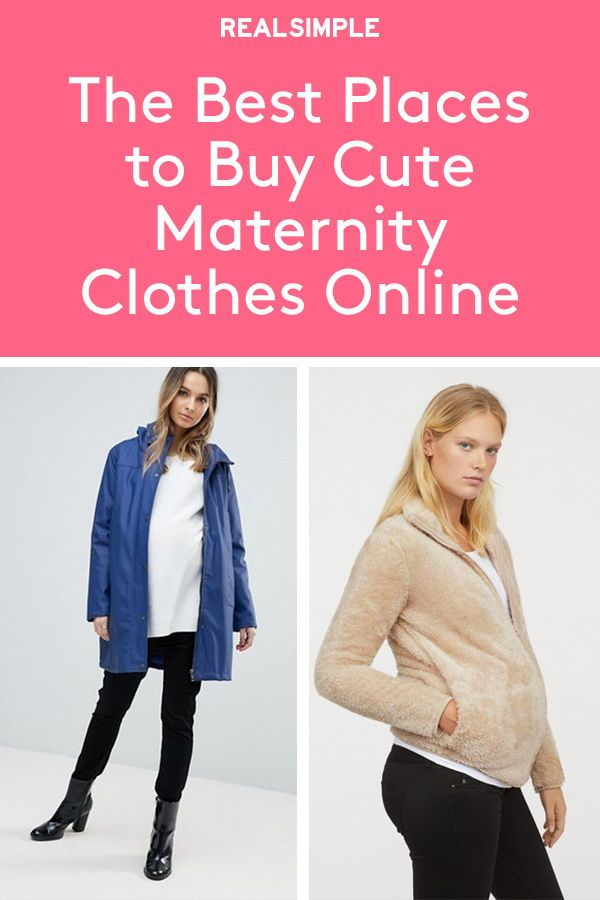 8605f825f The 7 Best Places to Buy Actually Cute Maternity Clothes Online | Not only  are inexpensive maternity clothes and plus-size maternity clothes more  widely ...