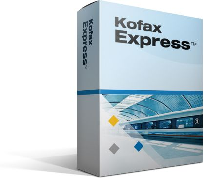 Kofax Express - A state of the art, all in one application for batch scanning that makes it easy for small and medium sized organizations to archive documents