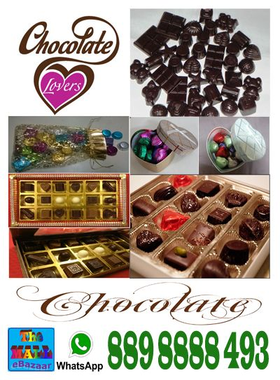 Chocolates for all occasions...