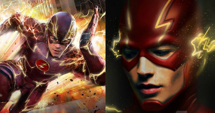 How Is 'The Flash' Movie Different from The CW TV Show? -- Ezra Miller talks about how his Barry Allen in 'The Flash' movie will be more flawed than The CW TV version played by Grant Gustin. -- http://movieweb.com/flash-movie-ezra-miller-barry-allen-cw-tv-show/