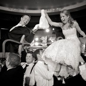 Jewish Wedding Band in the Los Angeles area. We specialize in Elegant Vintage Jazz, Swing music, and traditional Jewish favorites.  www. SoCalJazz.net