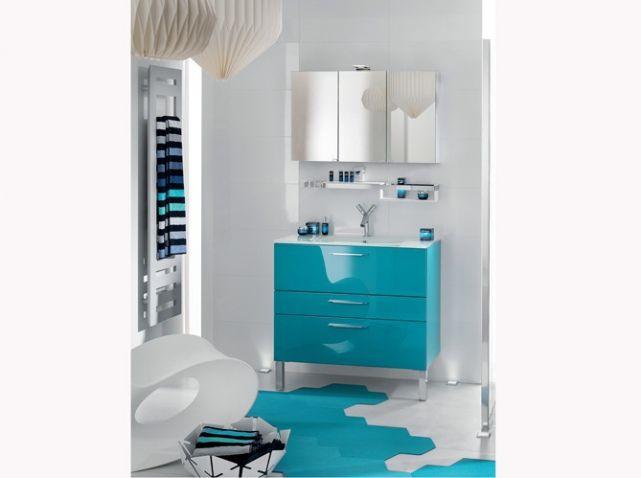 1000 id es sur le th me salle de bains turquoise sur for Faience salle de bain turquoise
