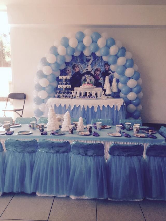 100 best Frozen Themed Birthday Party images on Pinterest Frozen