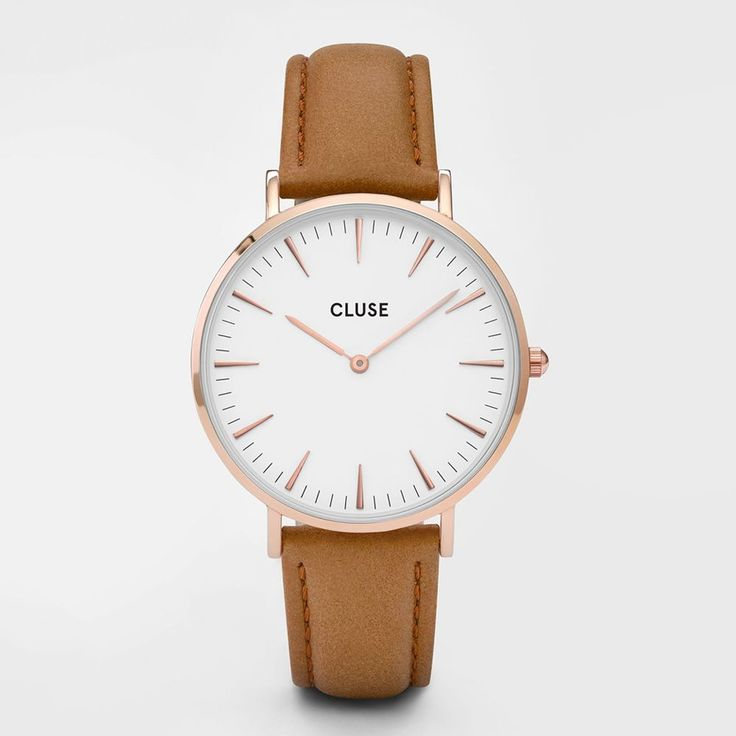 Love the new Cluse watches at the boutique - French Blossom. Stylish, minimalist and elegant !