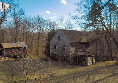 Smoot's Mill, Caroline County, VA