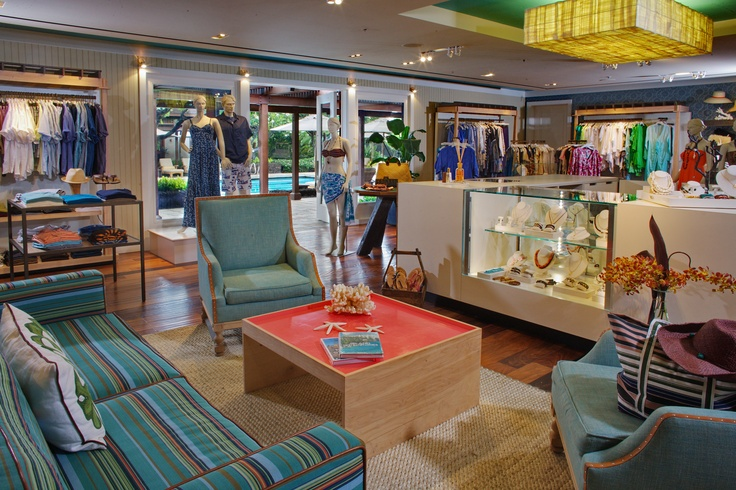 We love the beachy fashions at our sister property's Seaside Beach Boutique!