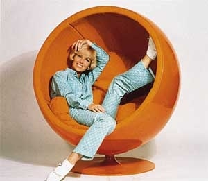 The Sixties Ball Chair - Eero Aarnio