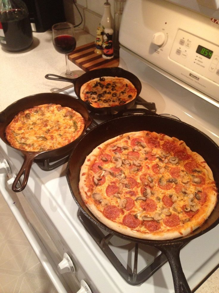 Bed Bath And Beyond Cast Iron Pizza Pan