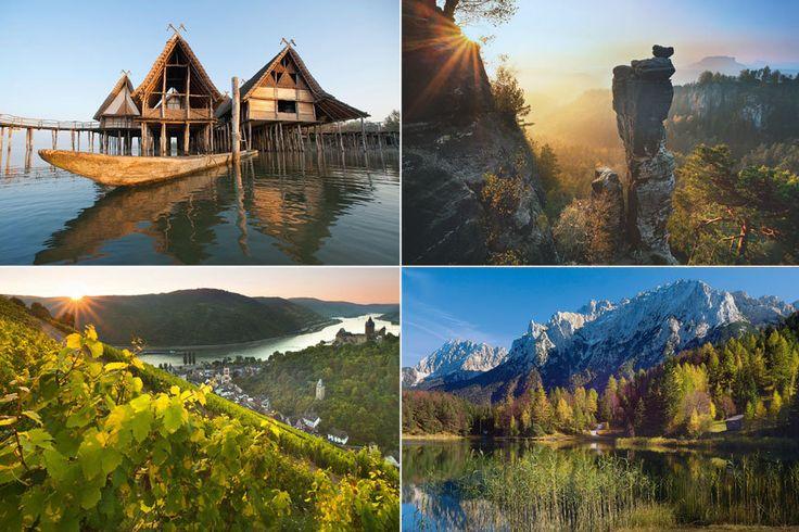 Top-Ausflugsziele: 16 fantastische Naturerlebnisse in Deutschland