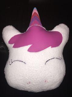 tuto coussin licorne