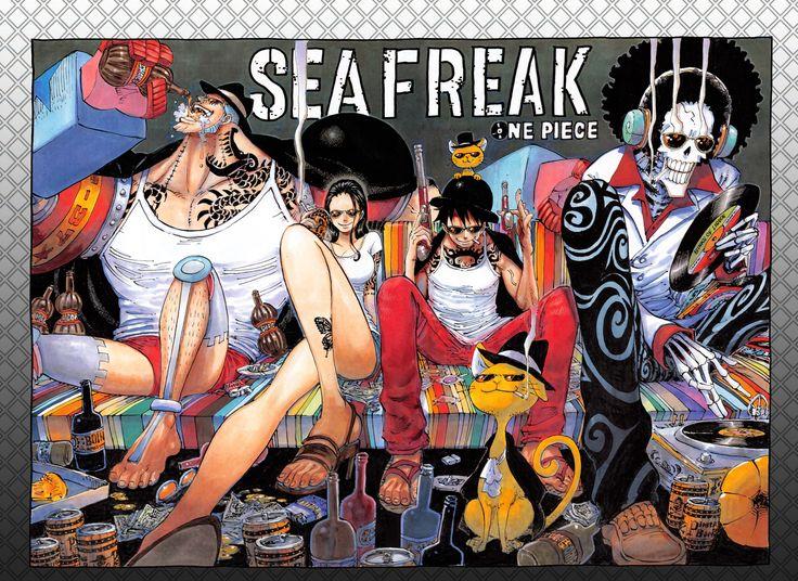 One Piece 809 - Page 2 - Manga Stream