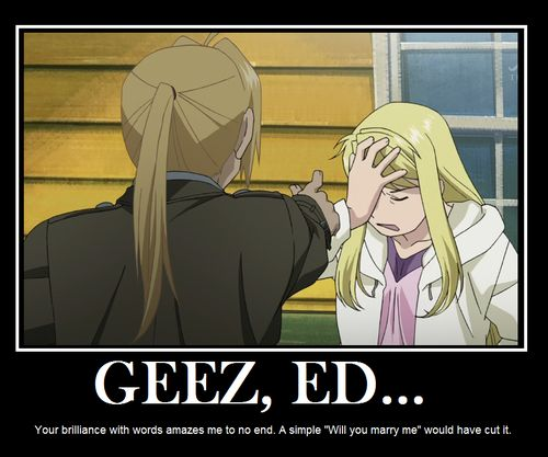 ed and winry relationship memes