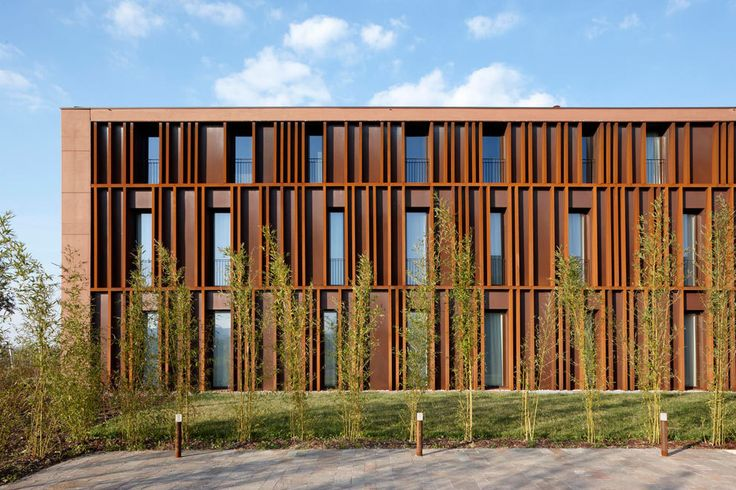 Luca Medici, Luca Monti, Lorenzo Rapisarda, studio M2R architettura — Casalgrande Hotel — Image 8 of 20 - Europaconcorsi