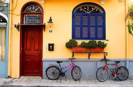 Colors in Lefada all-the-year round! Thanks for sharing WhatsOnGreece.