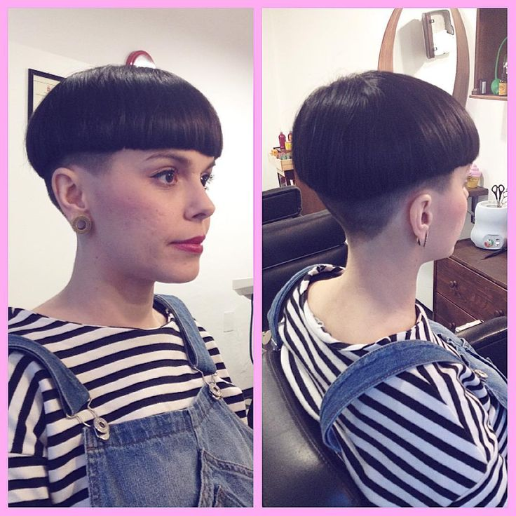 Blackship Vintage 1 Bowl Cut Haircuts And Short Hair