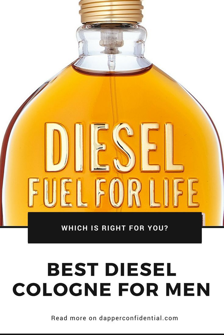 Best Diesel Cologne for Men: Which Is Right For You? | We