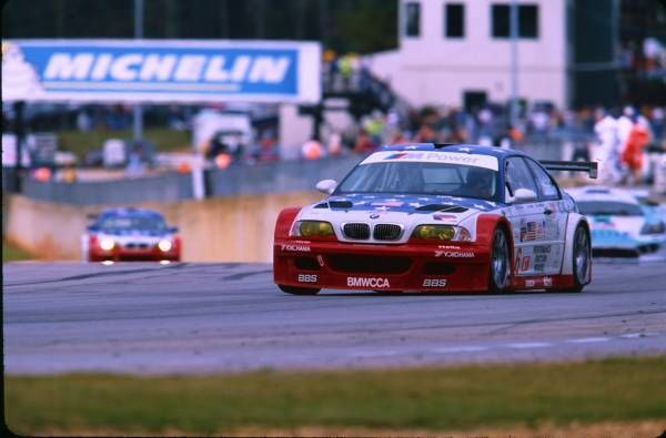 Motor'n | 2001 BMW M3 GTR Race and Road Cars To Be Presented at Legends of the Autobahn Concours D'Elegance