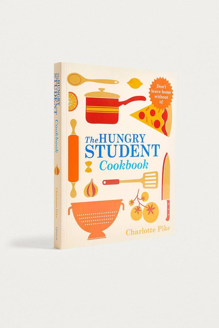 Achetez vite The Hungry Student Cookbook par Charlotte Pike sur Urban Outfitters. Choisissez parmi les derniers modèles de marque en différents coloris dans les collections disponibles sur notre site.