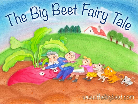 Do you like fairy tales? Support us on #indiegogo #crowdfunding campaign: www.indiegogo.com/thebigbeet