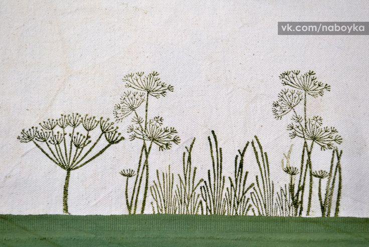 Штампы ※ Набойка ※ Натуральное крашение ткани | ВКонтакте