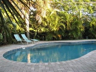 Tropical Paradise Pool Home Minutes to Gulf Beaches & Shopping