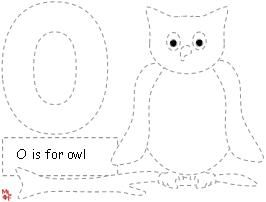 Amber's Craft a Week Blog: Felt Owl Ornament   Owl Tracing For Cut Out