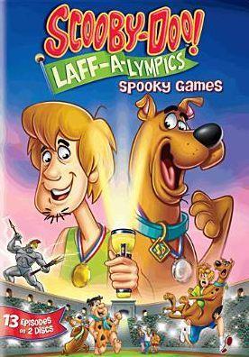 Scooby-Doo: Laff-A-Lympics - Spooky Games