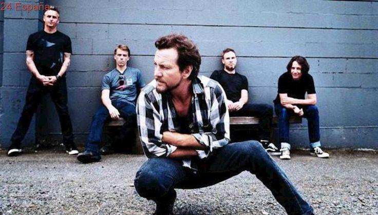 Pearl Jam confirma conciertos en Madrid y Barcelona en 2018