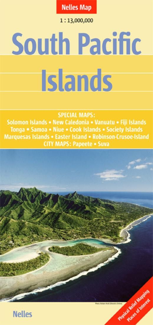 South Pacific Islands by Nelles Verlag GmbH