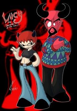 Сериал Люси – дочь дьявола смотреть онлайн