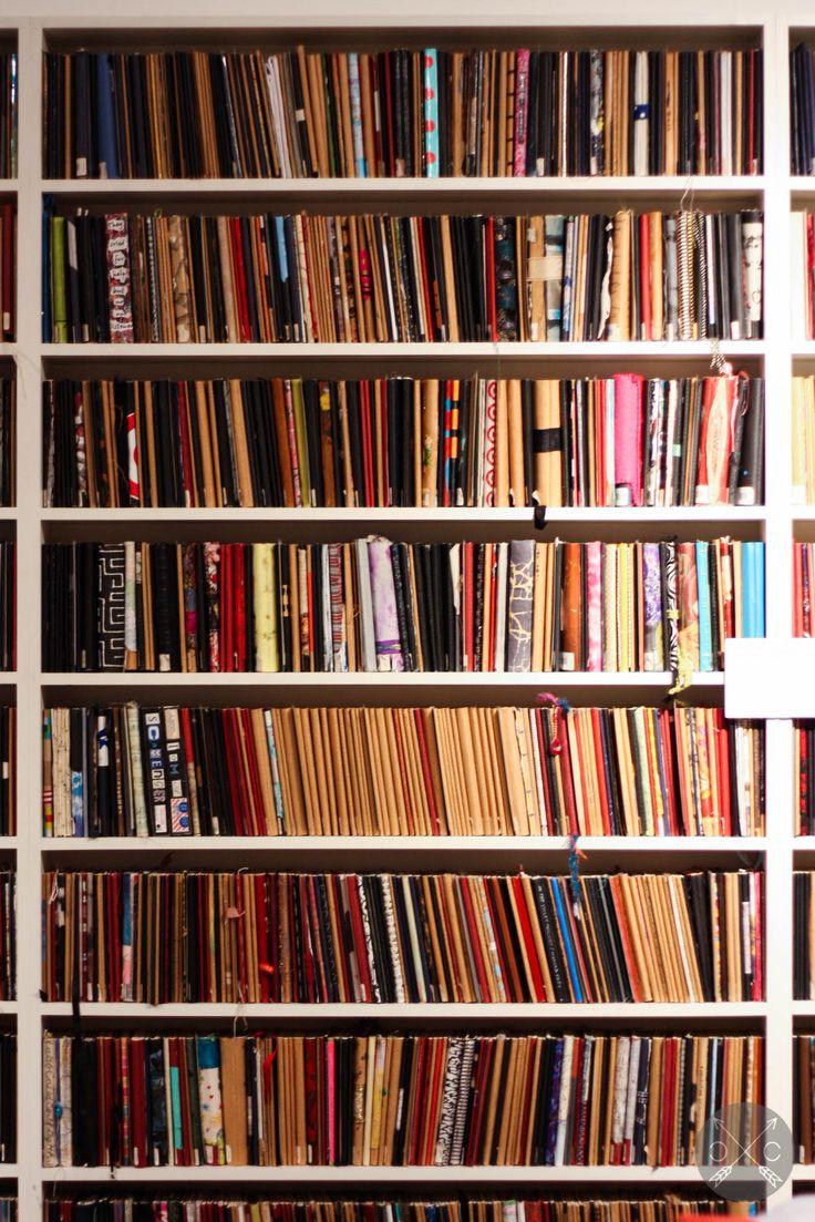 ART // BROOKLYN ART LIBRARY - THE SKETCHBOOK PROJECT - Cultural Chromatics - Cultural Chromatics