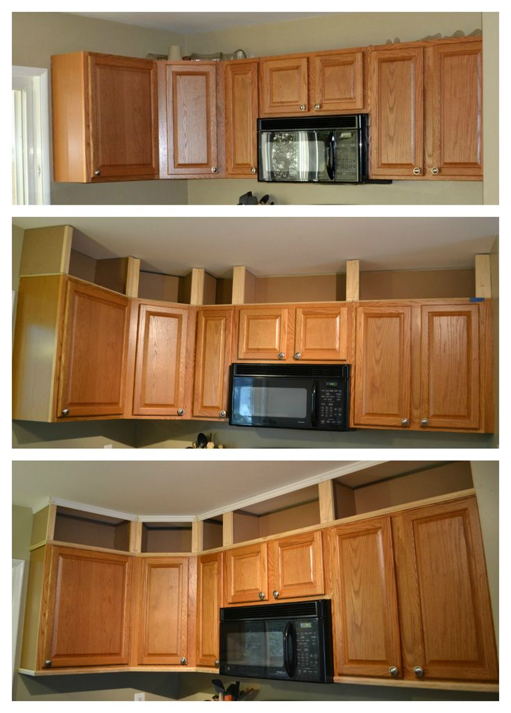 while my family s visit was short we were able to do a little more work in the kitchen before on kitchen cabinets to the ceiling id=74791