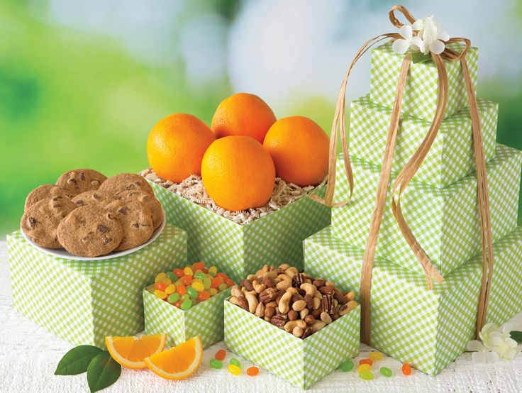 18 best farm fresh gourmet gifts images on pinterest gourmet spring tower 4 tier mothers day gifts hale groves oranges gourmettreats negle Images