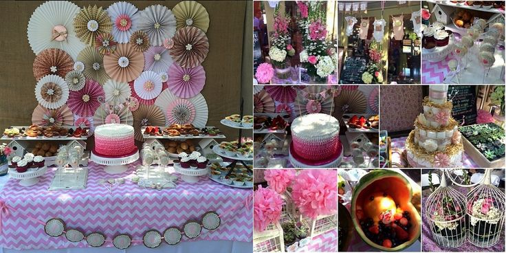 Kim of The Ravenous Couple had a lovely shabby chic baby shower this past weekend. Sadly I wasn't able to attend this yummy and pretty fete in CA, but I contributed a couple banners and some …