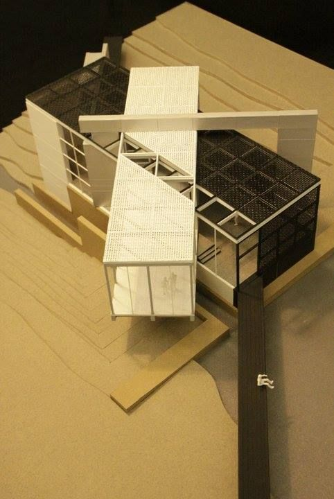 25 best ideas about architectural models on pinterest for Model house building materials