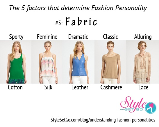 Dressing Style And Personality Highclasses Fashion
