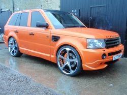 RimcityUks 2008 Land Rover Range Rover Sport
