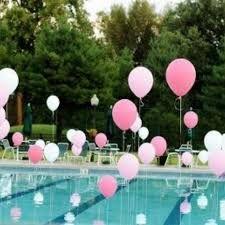 Resultado de imagen para decoración de piscinas para bodas